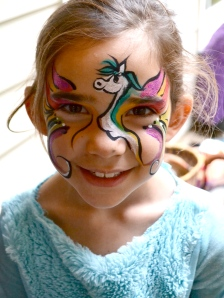 face paint addison