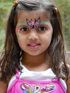 face paint maya