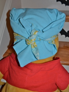 blue headscarf back 1