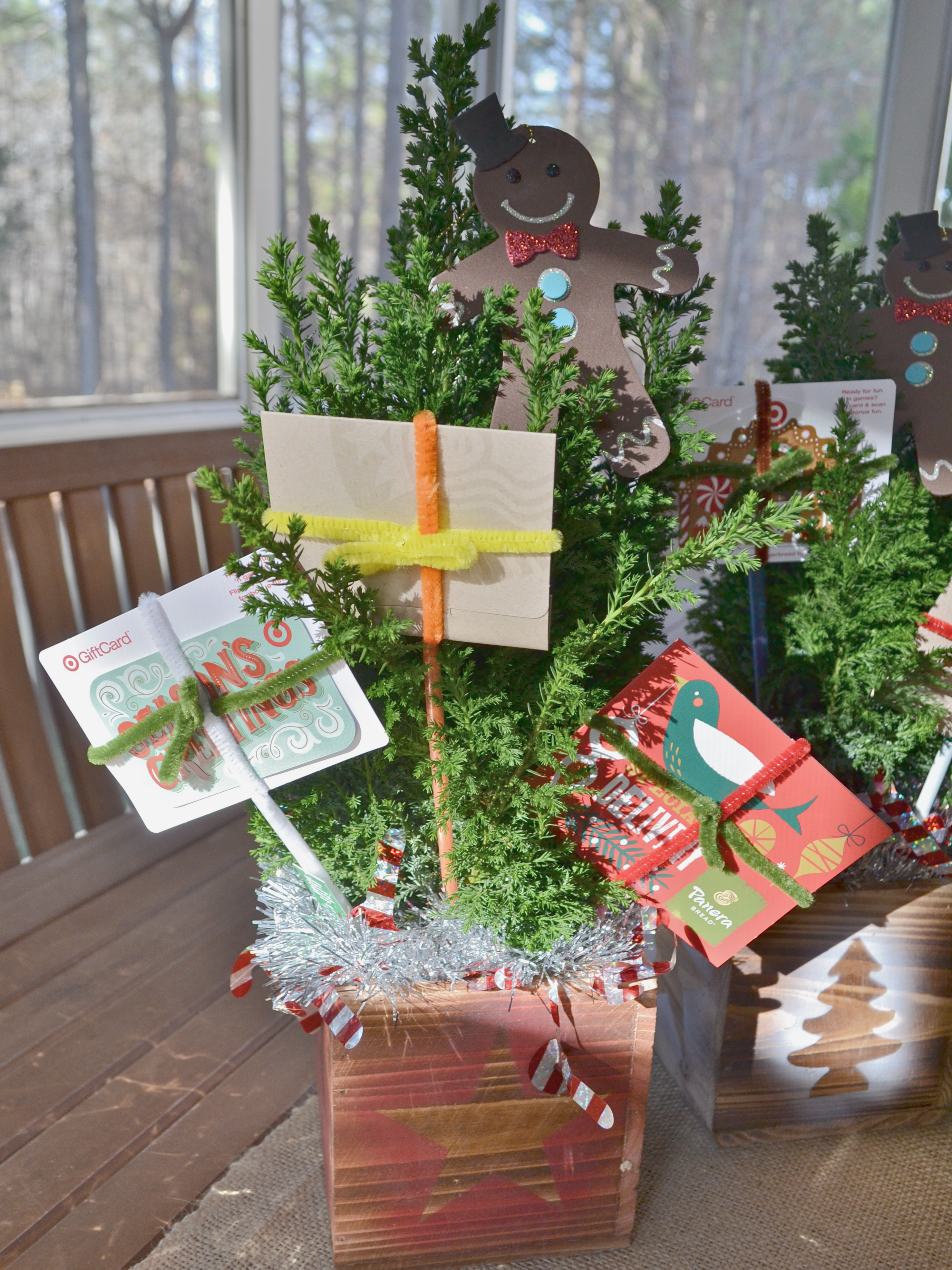 Gift Card Tree For Teachers Mixed Bag Of Moxie